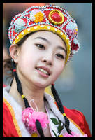 China doll by MessiahKhan