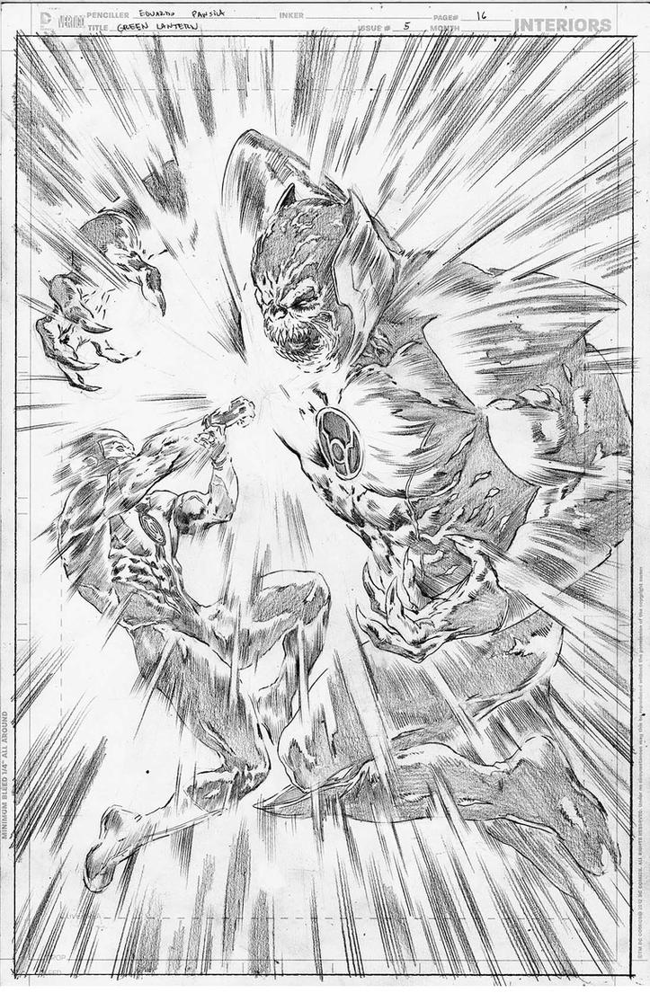 GreenLantern#05 page#16 by pansica