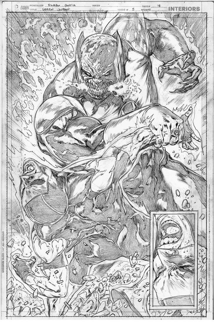 GreenLantern#05 page#18 by pansica