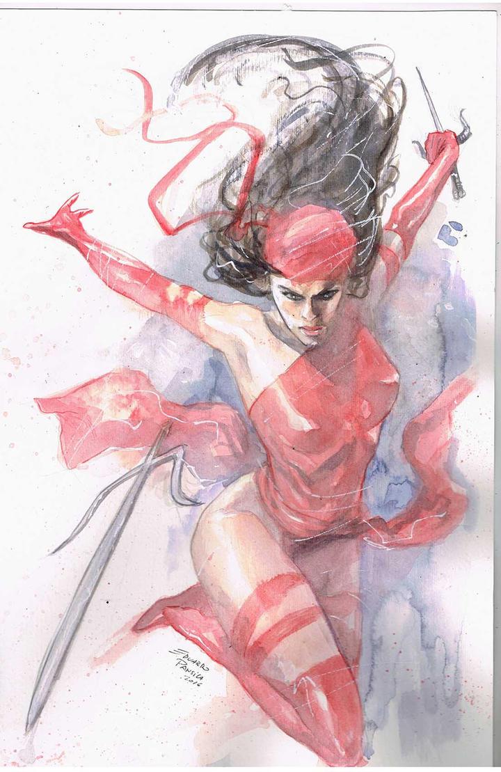 Elektra by pansica