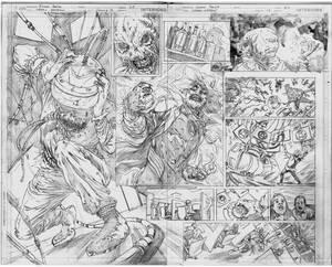 Greenlanterns#17 page#02-03