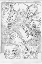 Greenlanterns#17 page#04 by pansica