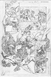 Greenlanterns#17 page#11