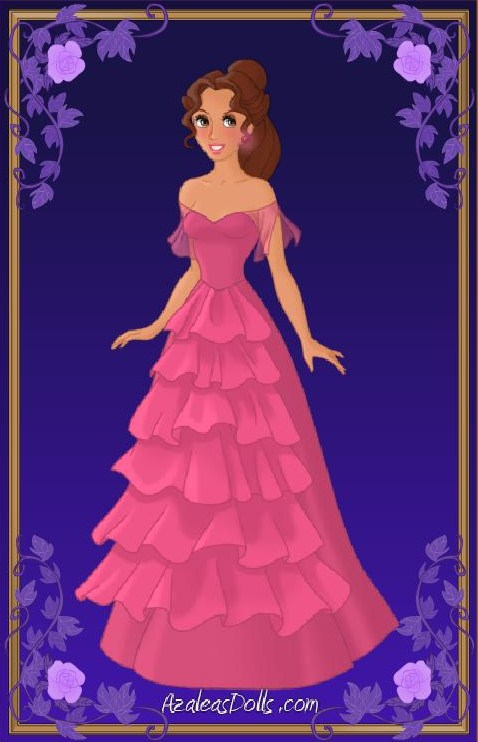 Hermione - Yule Ball Dress by IndyGirl89 on DeviantArt