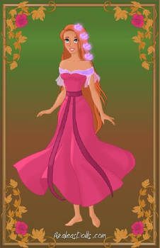 Giselle - Pink Dress
