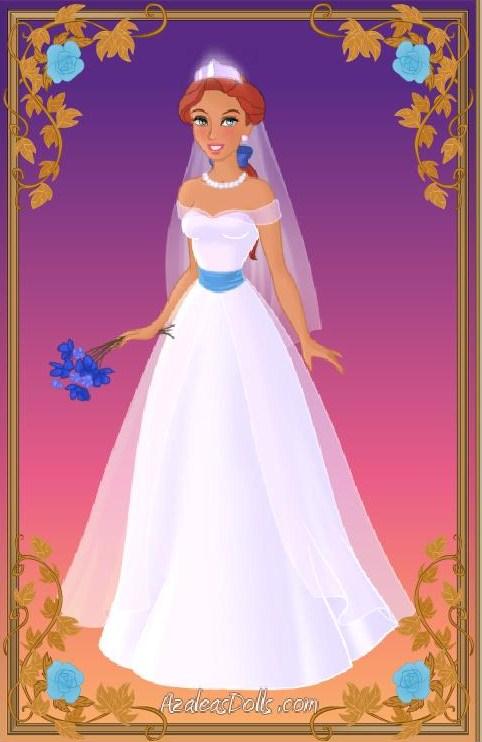 Anastasia - Wedding Dress by IndyGirl89 on DeviantArt
