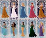 Disney Princesses - Goddess