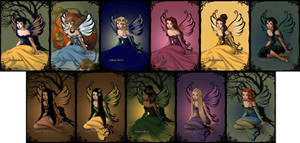 Disney Princesses - Dark Fairy