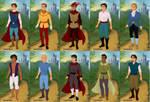 Disney Princes - Prince Maker