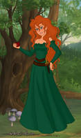 Merida - Fairytale Maiden