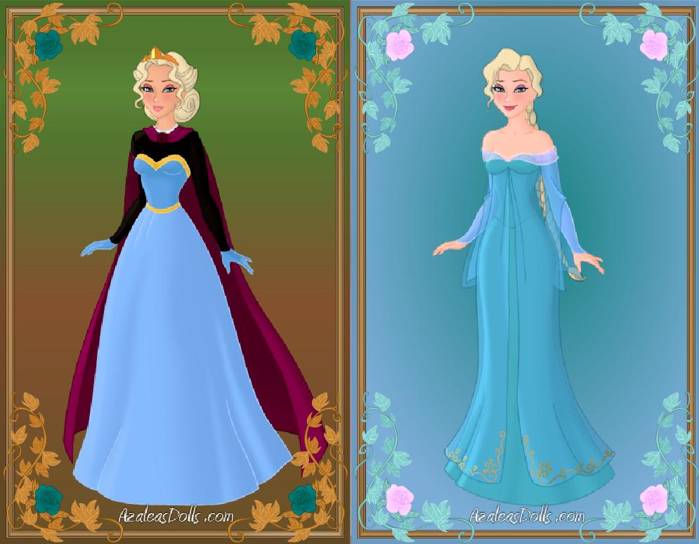 Elsa- Frozen by IndyGirl89 on DeviantArt
