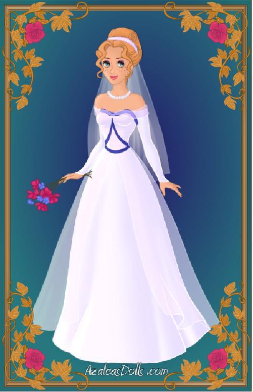 Anna - Wedding Dress by IndyGirl89 on DeviantArt