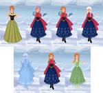 Anna - Snow Queen
