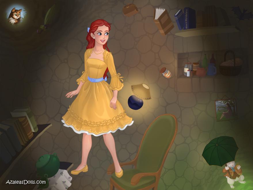 ebf5ad851eec Anastasia - Dream Waltz Dress: Alice in Wonderland by IndyGirl89 on ...