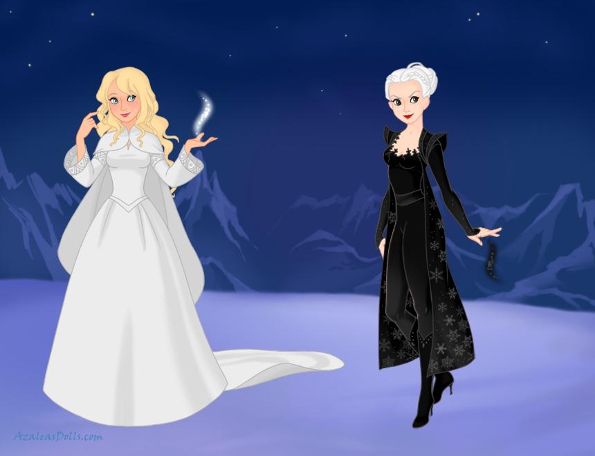 Dark Swan Snow Queen By Indygirl89 On Deviantart