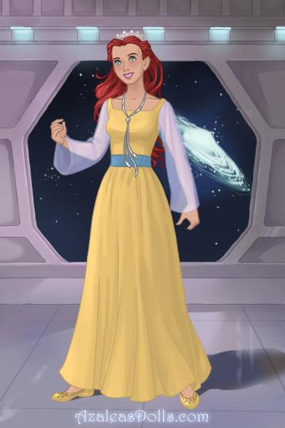 1e20c929baac Anastasia - Dream Waltz Dress - SciFi Warrior by IndyGirl89 on ...