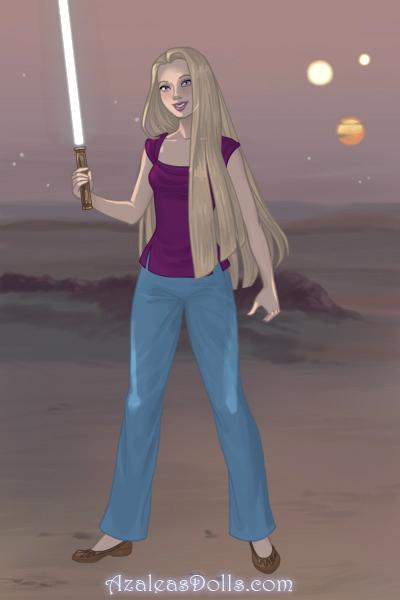 Fleur - Sci-Fi Warrior