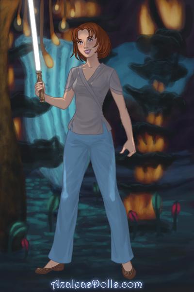Lucy - Sci-Fi Warrior