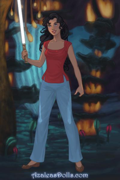 Roxanne - Sci-Fi Warrior