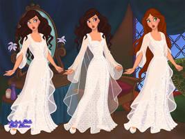 Three Christines - Arabian Nights
