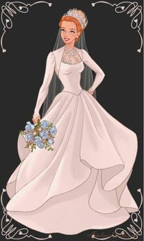 Thumbelina - Wedding Dress