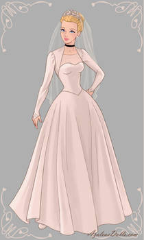 Cinderella - Wedding Dress Design 2
