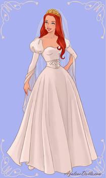 Ariel - Wedding Dress Design 2