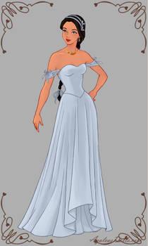 Jasmine - Wedding Dress Design