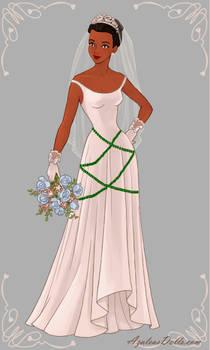 Tiana - Wedding Dress Design 2