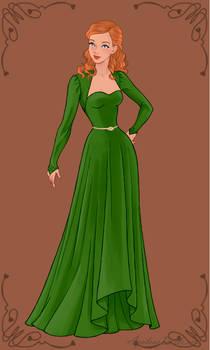 Merida - Wedding Dress Design