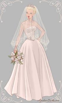 Emma Swan - Wedding Dress