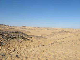 Sahara Desert by Overflo-stock