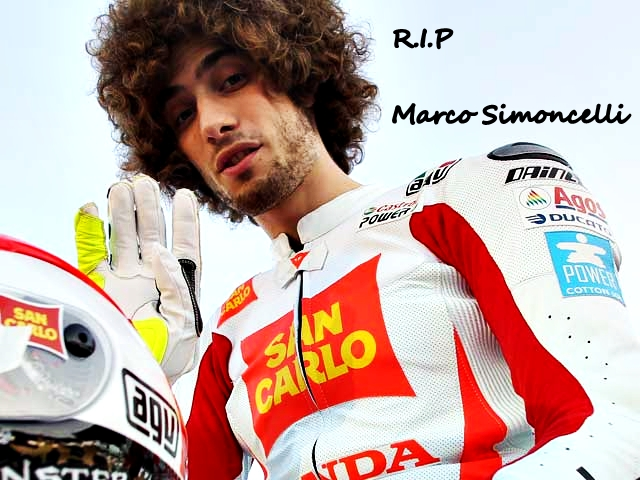 Marco Simoncelli. by CKY691