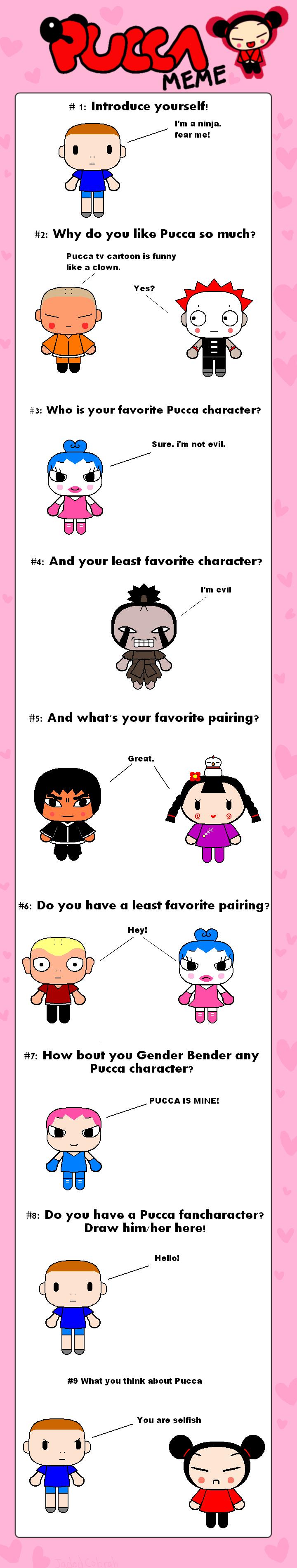 pucca and garu relationship memes