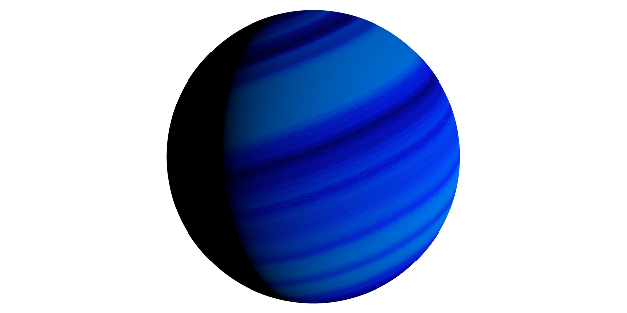 blue giant planet - photo #3