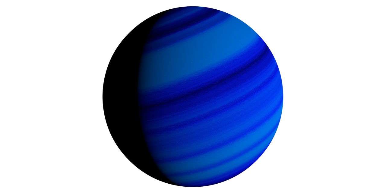 blue giant planet - photo #6