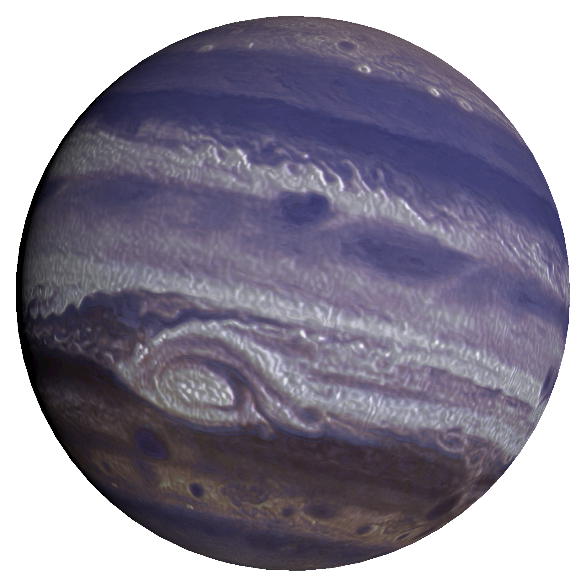 gas giant texture map - photo #37