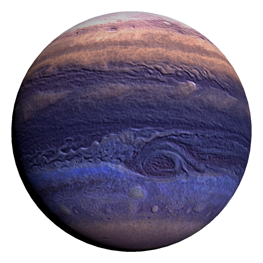 gas giant texture map - photo #45