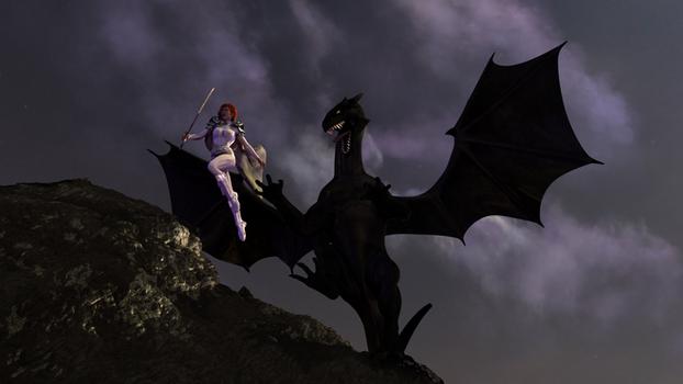 Avonlea - Dragon Flight