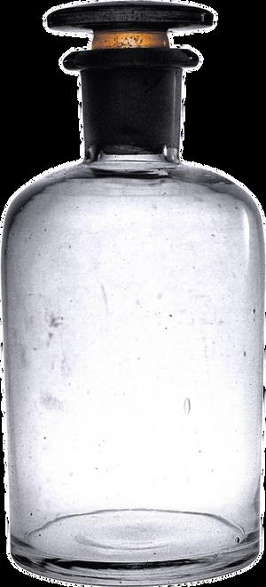 Empty Bottle PNG