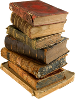 Books PNG by ViolettaLeStrange
