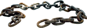 Chain PNG by ViolettaLeStrange
