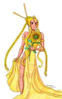 Trade: Queen Sunshine by Leaf-nin