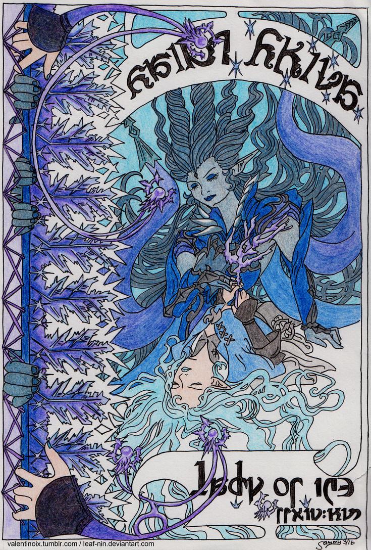 L'Iceheart by Leaf-nin
