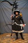 FFXIV: Edda Blackbosom by Leaf-nin