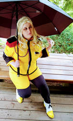 Utena: Rainy day Nanami
