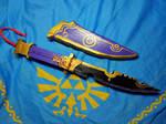 Zelda: Impa's devoted kodachi by Leaf-nin