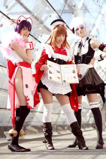 Cherry girls pics