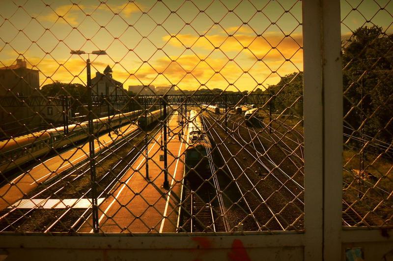 Rail by Kennysz
