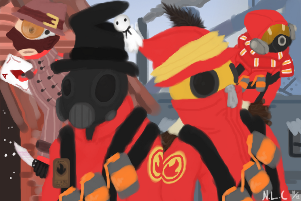 1 Year of TF2 by The-Equinox-Arises
